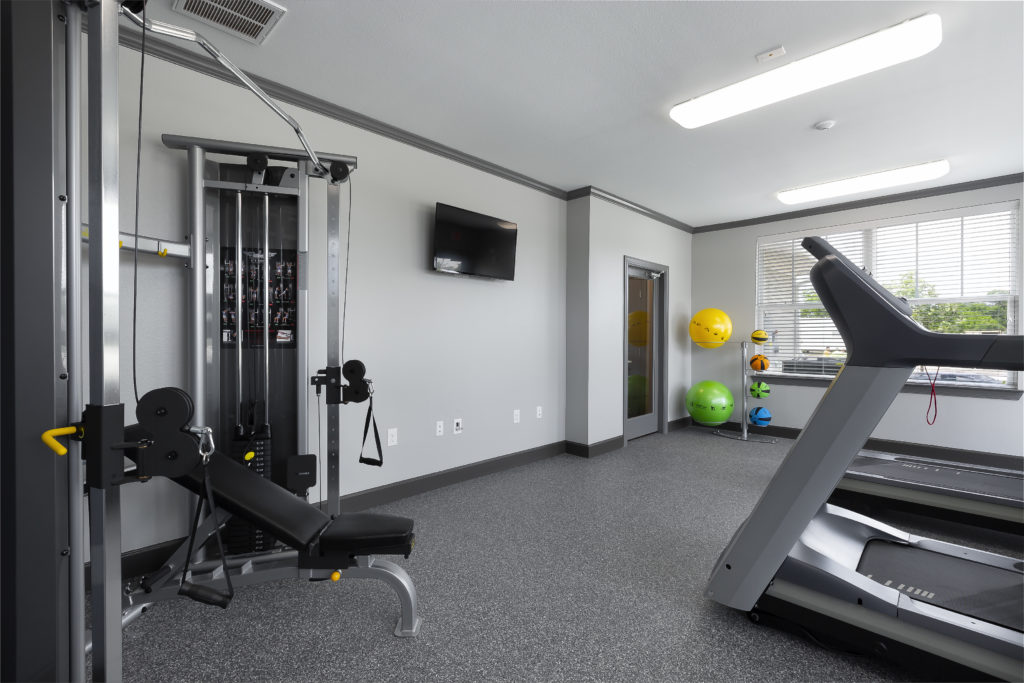 Menchaca Fitness Center